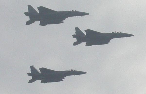 邀撃戦闘機 F-15J
